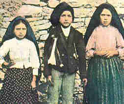 Jacinta, Francisco and Lucia