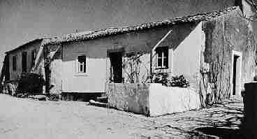 The house where Lucia dos Santos was born