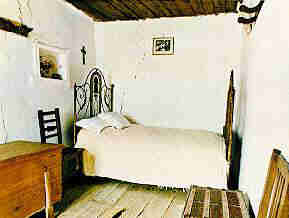 The Bedroom where Francisco died