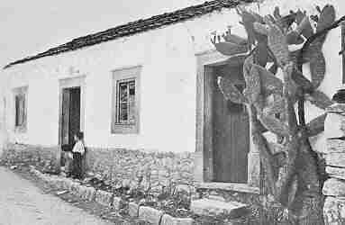 The house where Jacinta and Francisco Marto lived