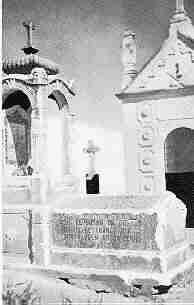 The Original Burial place of Francisco and Jacinta Martos