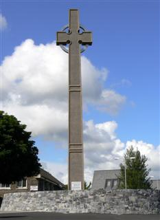 The Papal Cross