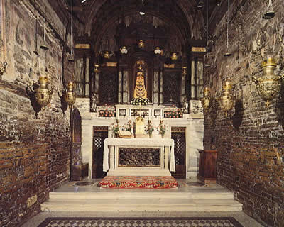 The Altar in Our Lady's House