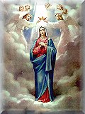The Coronation of the Blessed Virgin Mary, Queen of Heaven and Earth