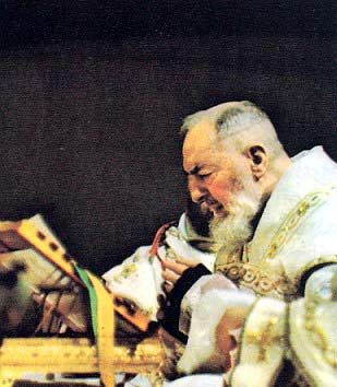 Picture of Padre Pio